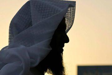 Photo of former Islamic militant, 30-year-old Badr al-Enezi
