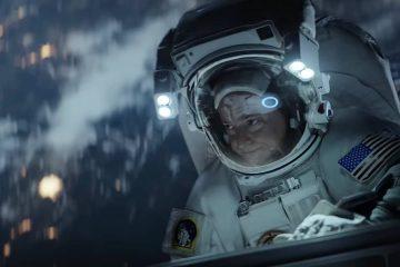 Photo of scene from Amazon Super Bowl ad