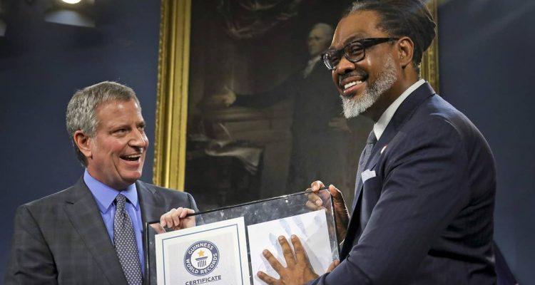 Photo of N.Y. City Councilman Robert Cornegy, Jr.