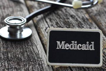 Composite Illustration portraying Medicaid