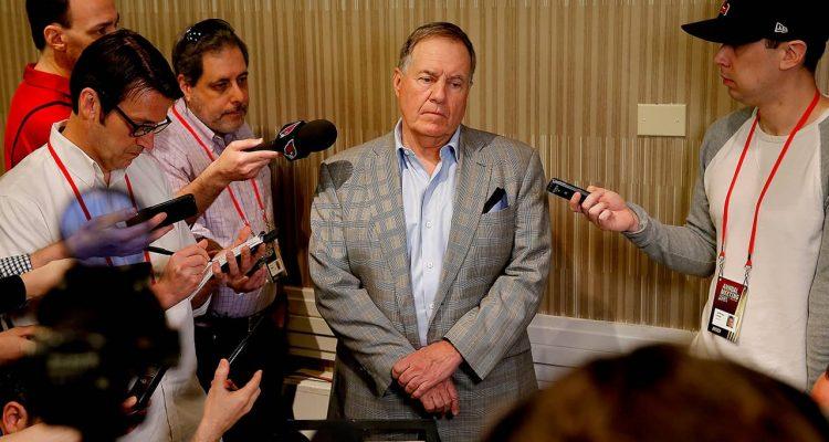 Photo of Bill Belichick
