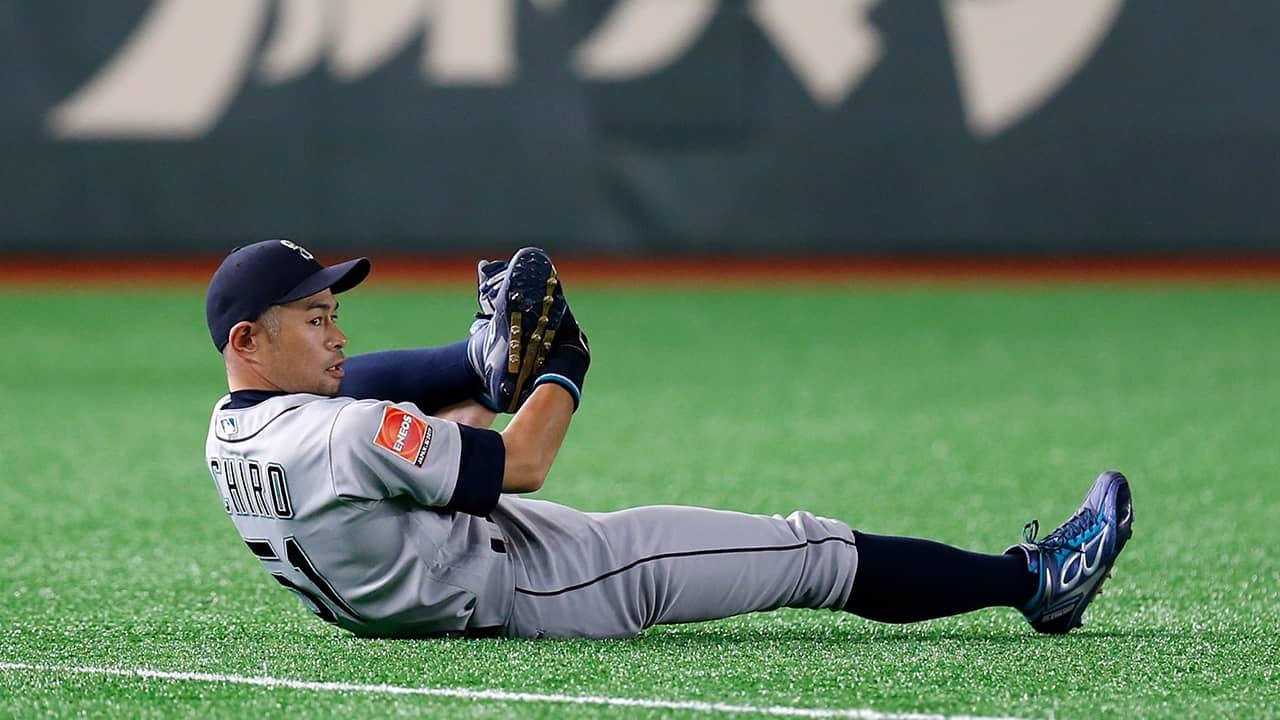 Photo of Ichiro Suzuki