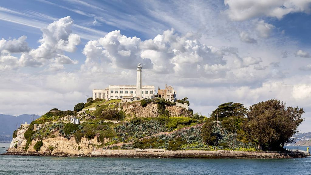 Photo of Alcatraz Island Lighthouse