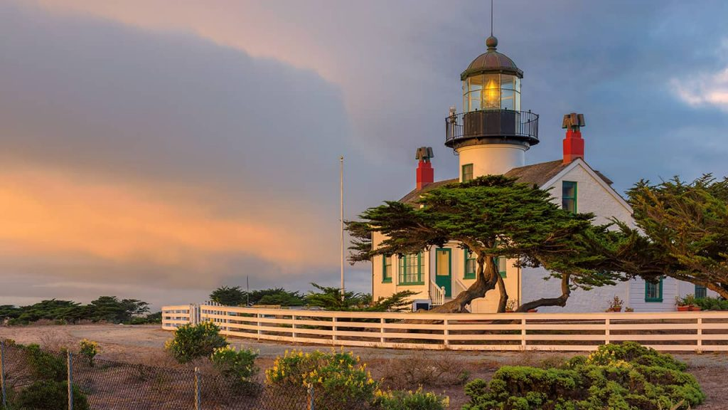 Photo of Point Pinos Lighthouse