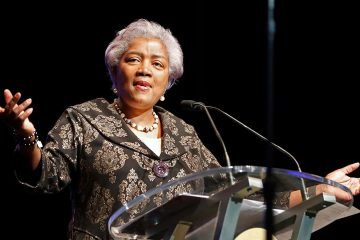 Photo of Donna Brazile