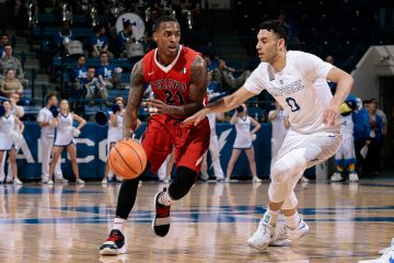 Photo of Fresno State guard Deshon Taylor