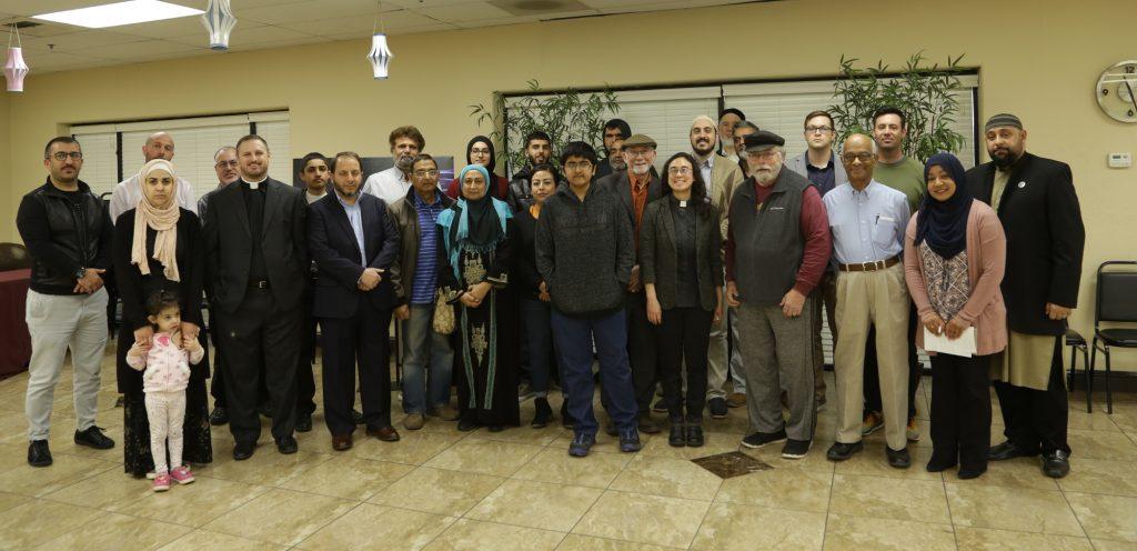 Photo of Fresno interfaith leaders
