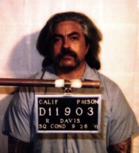 Photo of convicted murderer Richard Davis
