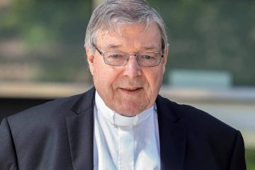 Photo of Cardinal George Pell