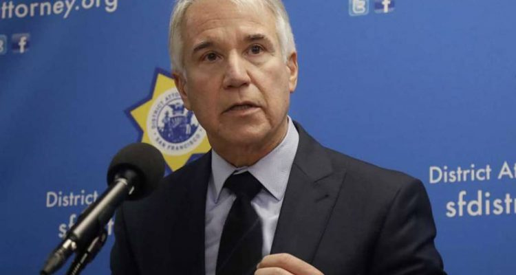 Photo of SF District Attorney George Gascon