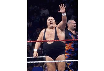 photo of professional wrestler king kong bundy