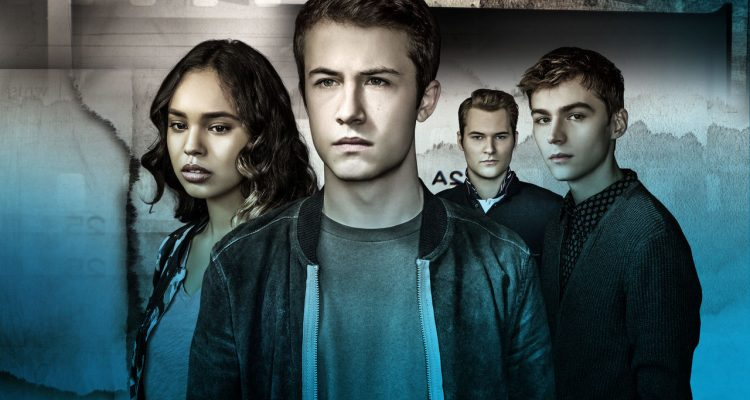 Promotional image for Nexflix series 13 Reasons Why