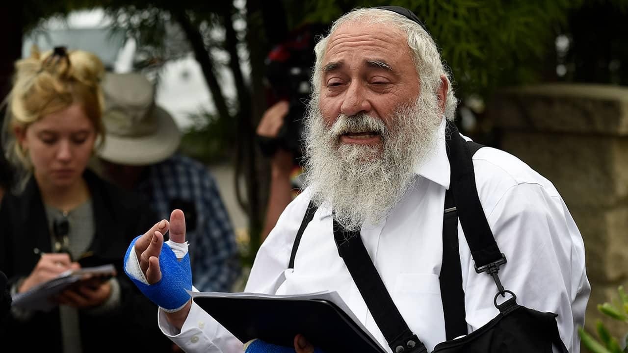 Photo of Rabbi Goldstein