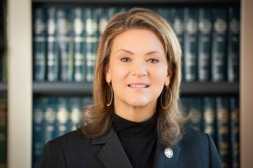 Portrait of Fresno County DA Lisa Smittcamp