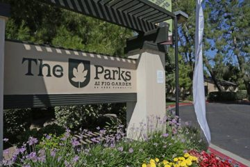 Photo of The Parks at Fig Garden front sign
