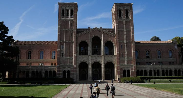 Photo of UCLA