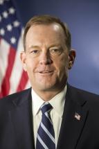 Portrait of McGregor Scott, U.S. attorney for the Eastern District of California