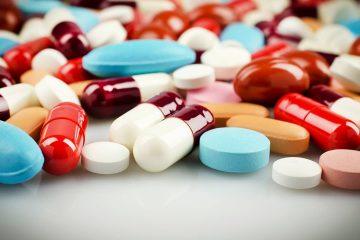 Photo of various pills