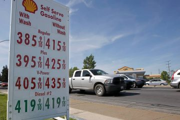 Photo of Shell gas prices