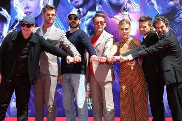 Photo of Avengers: Endgame cast