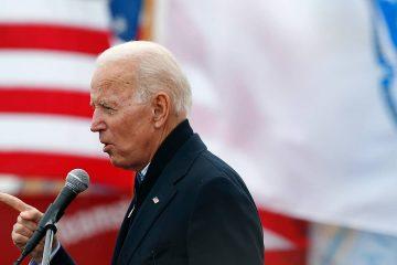 Photo of former VP Joe Biden