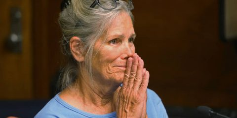Photo of Leslie Van Houten