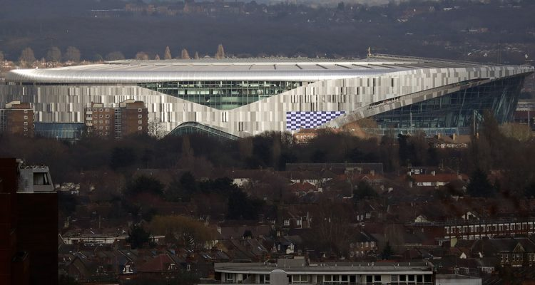 Photo of Tottenham Hotspur in North London