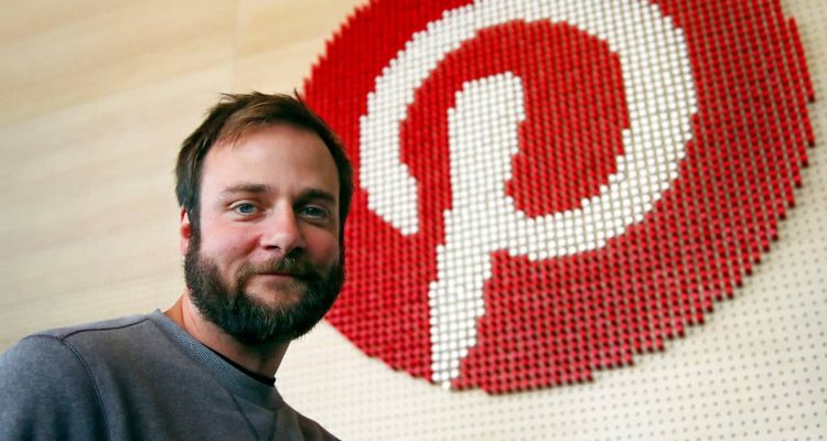 Photo of Evan Sharp, Pinterest co-founder and chief product officer