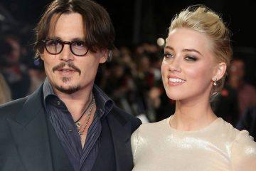 Photo of Johnny Depp and Amber Heard