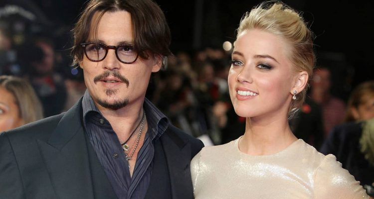 Photo of Johnny Depp and Amber Heard