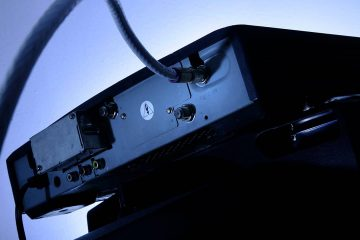 Photo of a cable box