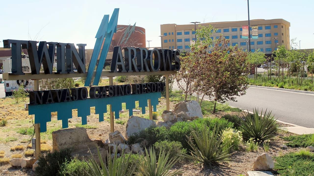 Photo of Twin Arrows Casino