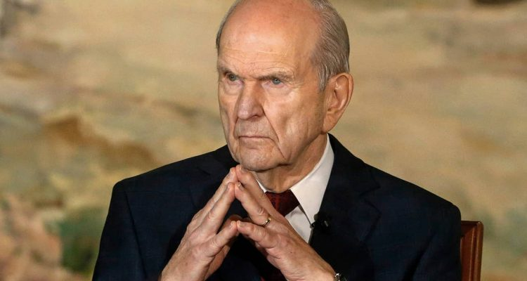 Photo of Russell M. Nelson