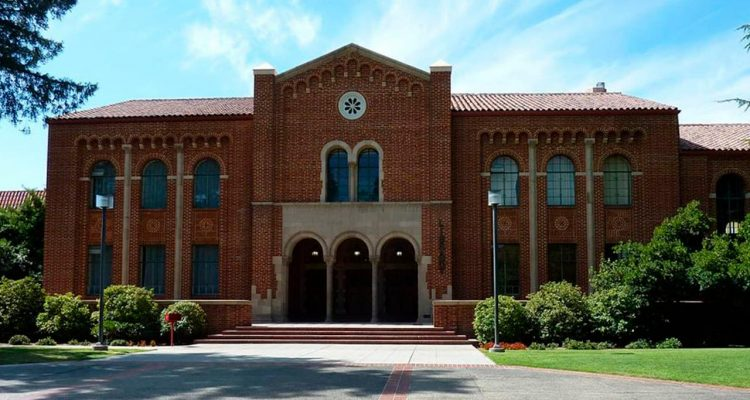 Fresno City College Old Administration Building