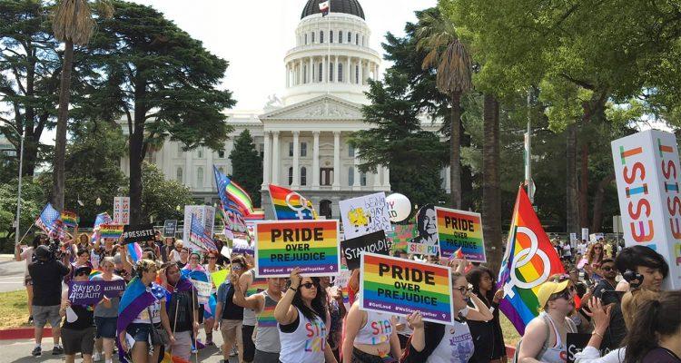 Photo of Sacramento Pride Festival