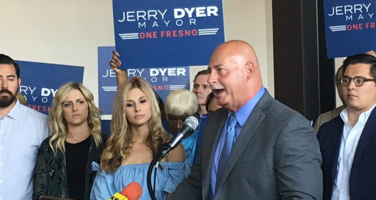 Jerry Dyer runs for mayor