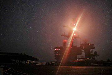 Photo of The Nimitz-class aircraft carrier USS Abraham Lincoln (CVN 72)