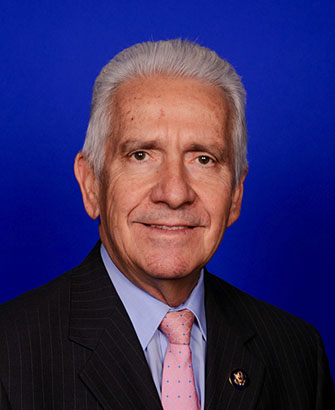 Official congressional portrait of Jim Costa