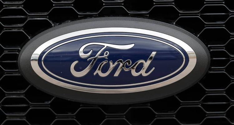 Photo of Ford logo