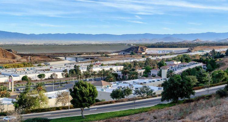 Photo of Prado Dam