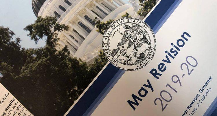 Photo of May Revision budget proposal