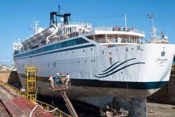 Photo of Freewinds cruise ship