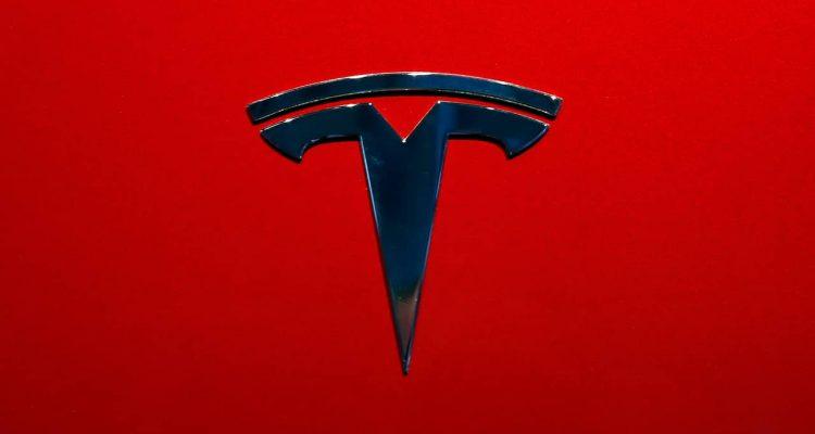 Photo of Telsa logo