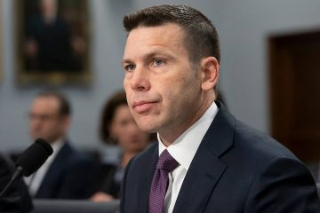 Photo of Kevin McAleenan