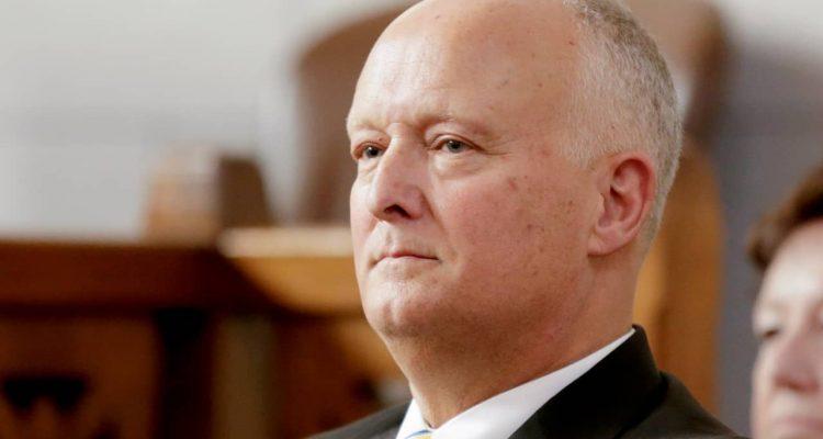 Photo of Nebraska Attorney General Doug Peterson