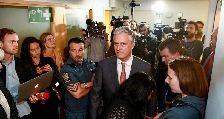 Photo of Robert C. O'Brien, U.S. Special Envoy Ambassador