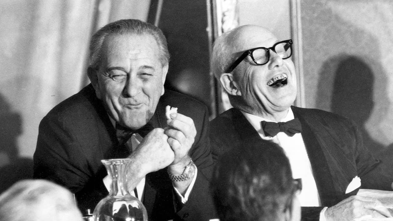 Photo of Lyndon B. Johnson