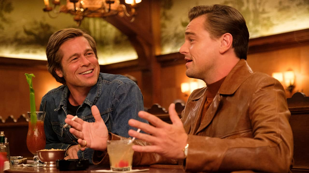"Photo of a scene from ""Once Upon a Time in Hollywood"""