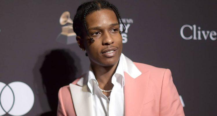Photo of A$AP Rocky