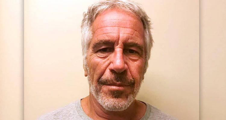 Photo of Jeffrey Epstein